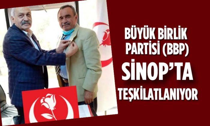 Büyük Birlik Partisi(BBP) Sinop'ta teşkilatlanıyor