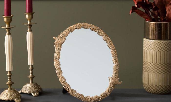 Dekoratif Ayna İle Şıklığınızı Yansıtın