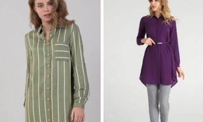 Elbise Modellerinde Özgün Tasarımlar