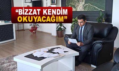 """Ayancık Kaymakamlığı'ndan """"BENİM DE BİR DİLEĞİM VAR"""" Projesi"""