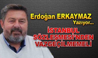 İstanbul Sözleşmesi'nden Vazgeçilmemeli