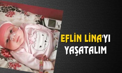 EFLİN LİNA'YI YAŞATALIM
