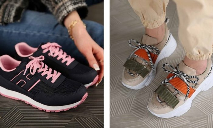 Spor Ayakkabı Kadın Modelleri