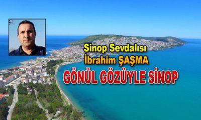 Sinop Sevdalısı Şiir Yazdı