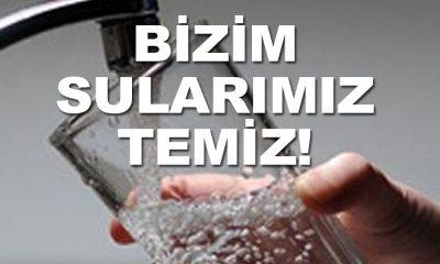 Bizim Sularımız Temiz!
