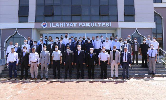 Sinop İl Koordinasyon Kurulu Toplantısı, Sinop Üniversitesi Ev Sahipliğinde Düzenlendi