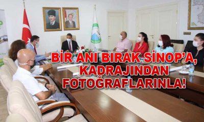 BİR ANI BIRAK SİNOP'A, KADRAJINDAN FOTOĞRAFLARINLA!