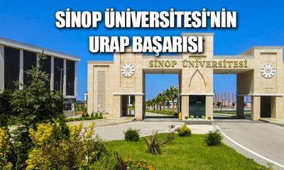 Sinop Üniversitesi'nin URAP Başarısı